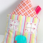 Tooth Fairy Pillow with Hidden Pockets Tutorial