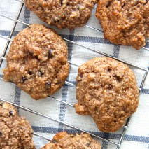 Grain-Free Paleo Breakfast Cookie Recipe