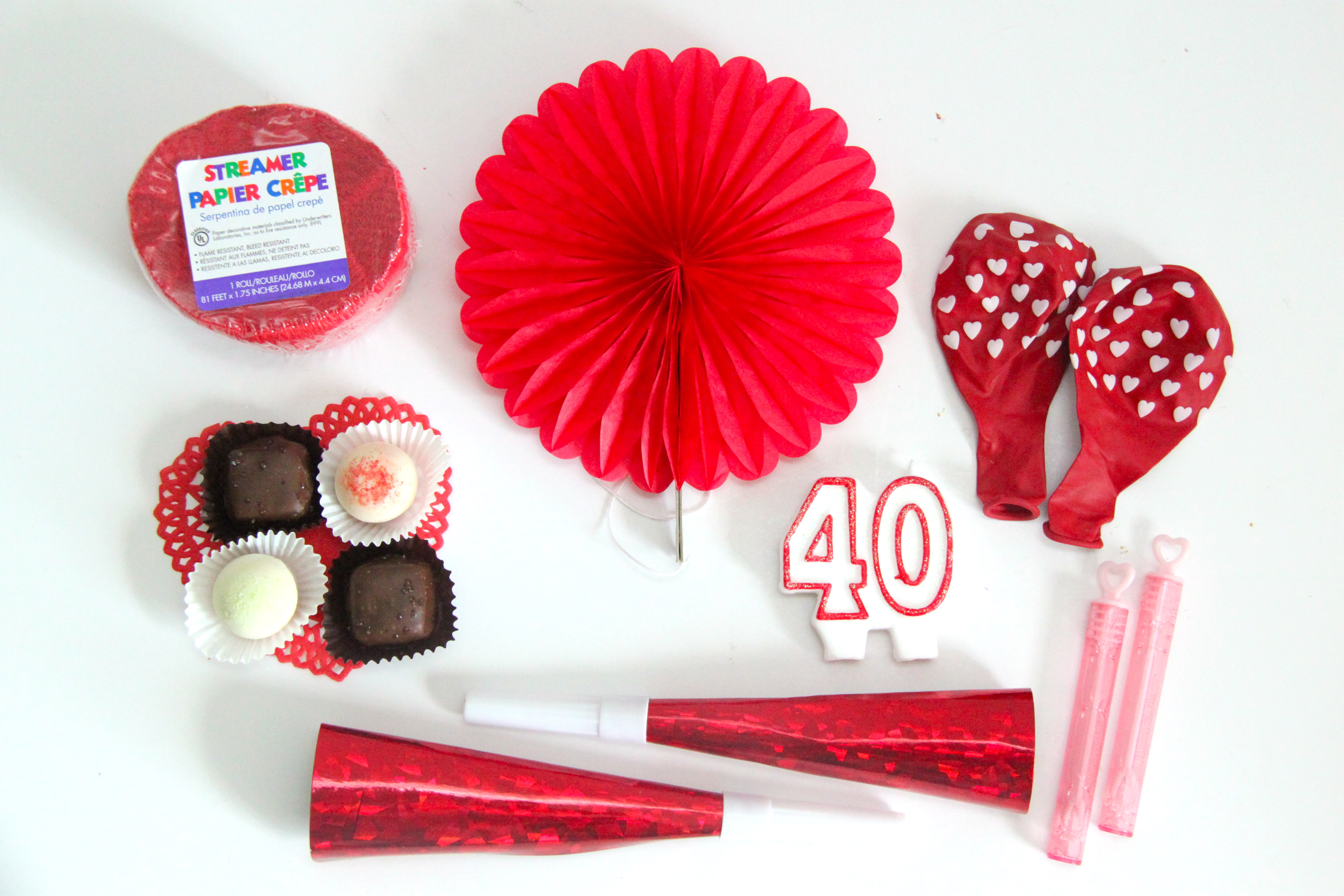 Traditional Ruby Wedding Gifts: Happy 40th Anniversary Gift Idea