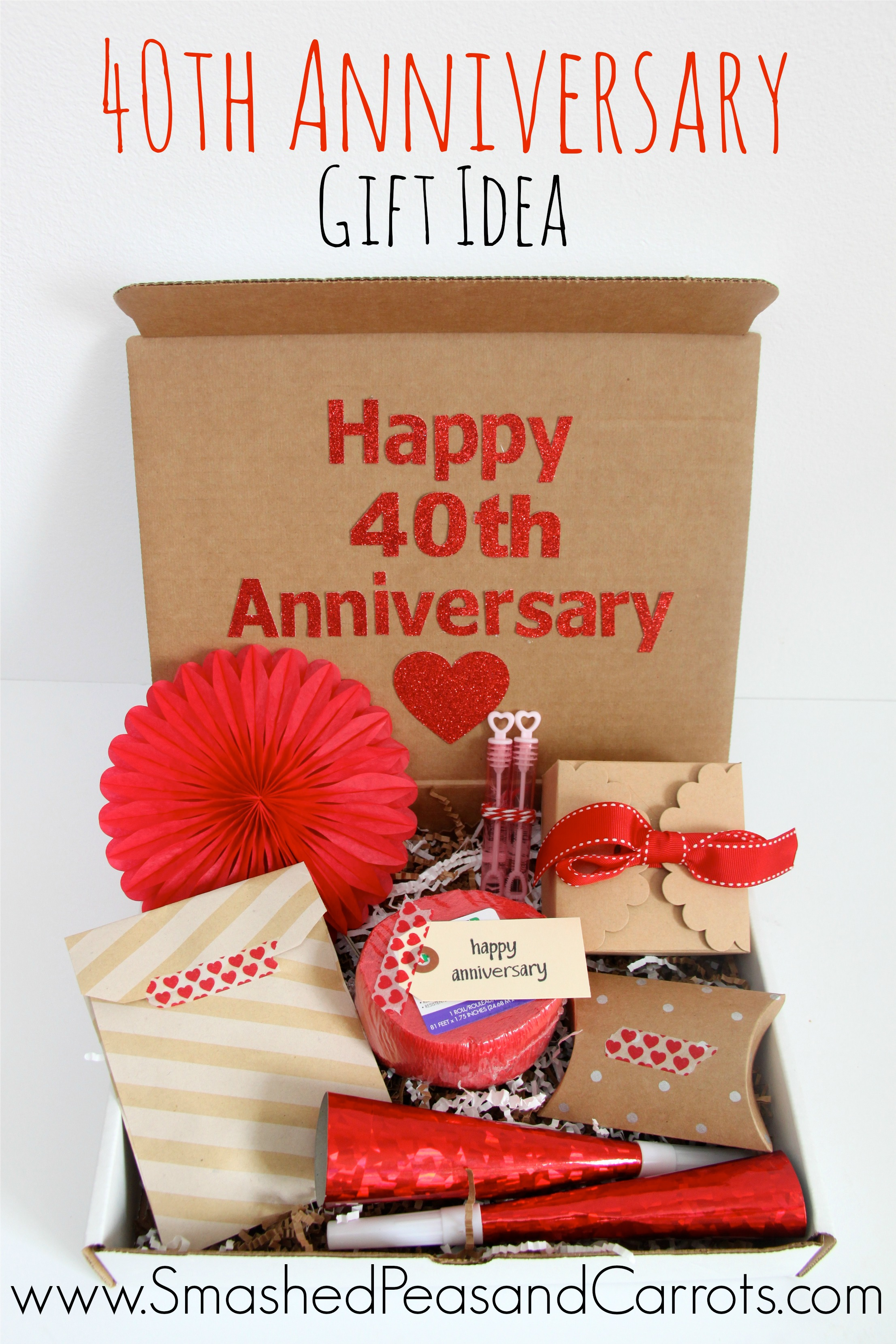 40th Wedding Anniversary Gifts For Mum And Dad : past weekend my adorable mom and dad celebrated their 40th anniversary ...