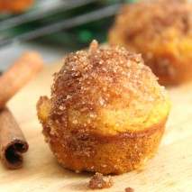 Gluten Free Pumpin Donut Muffin Recipe