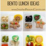 Healthy and Easy Bento Lunch Ideas!