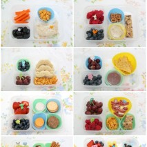 Easy and Healthy Bento Lunch Ideas: Round 3