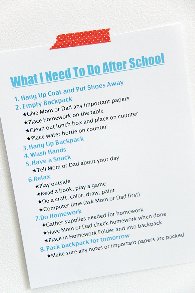 picture relating to After School Schedule Printable identify At the time University Timetable-No cost Printable - Smashed Peas Carrots