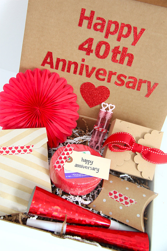 40th Wedding Anniversary Gifts For Mum And Dad : Happy 40th Anniversary, mom and dad!!! We love you and hope you ...