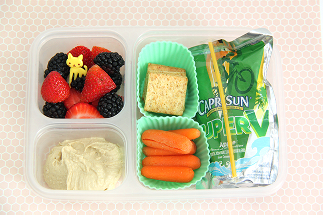 Healthy Back To School Bento Lunch Ideas Round 2