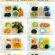 Easy and Healthy Bento Lunch Ideas! So many good one in this post.