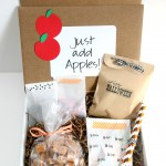 Just Add Apples: Caramel Apple Kit Gift Idea