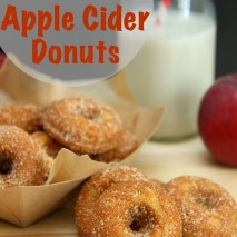 Gluten Free Baked Apple Cider Donut Recipe