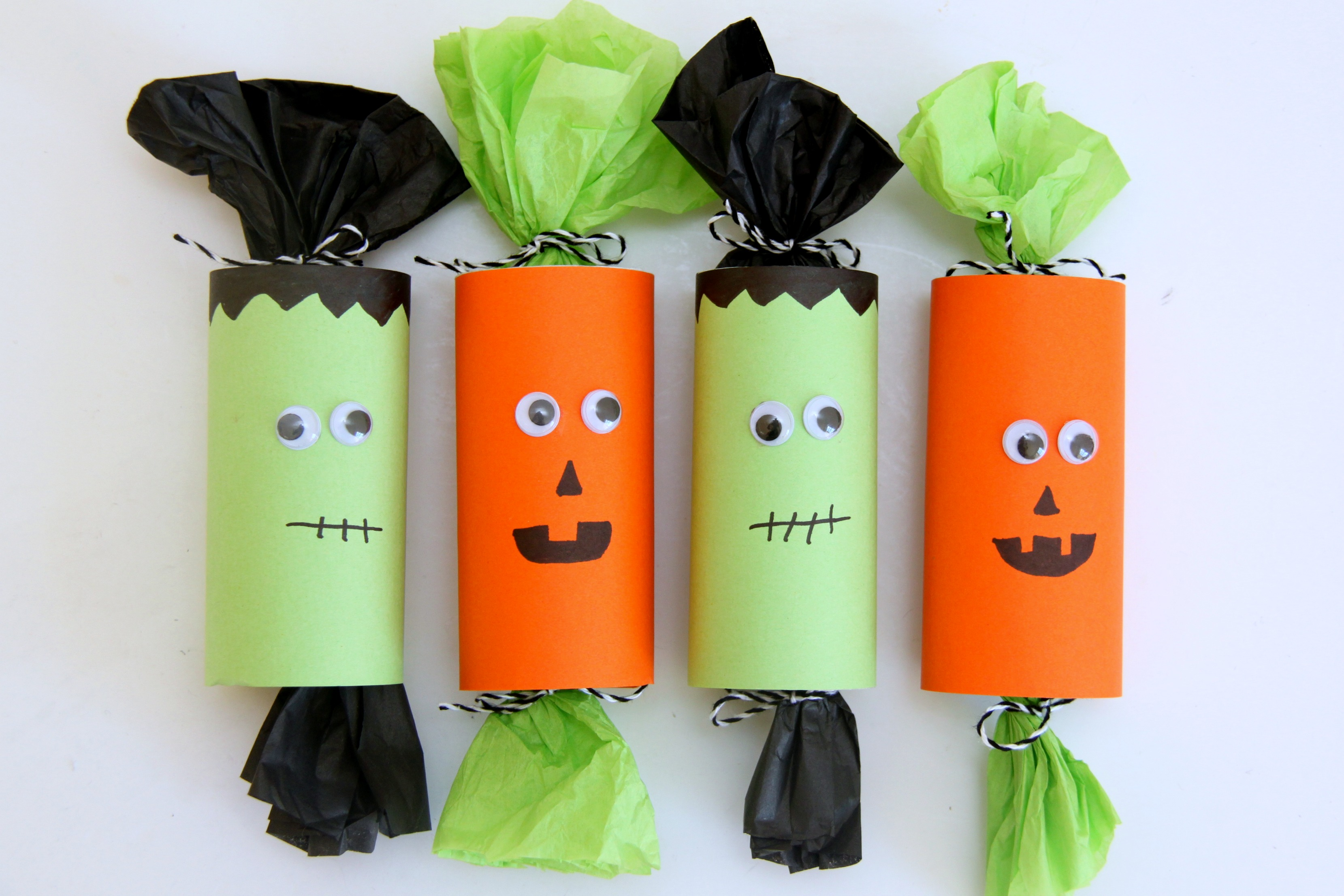 Halloween Party Poppers - Smashed Peas & Carrots