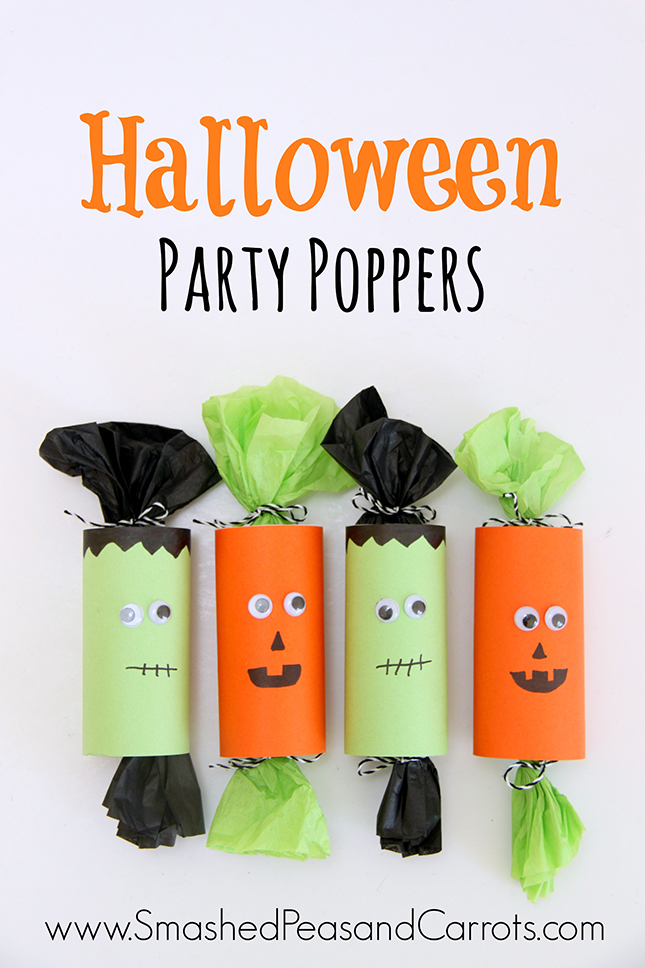 how to make party poppers louder
