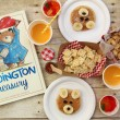 A super cute idea for a Paddington Bear Book Party