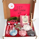 DIY Hot Cocoa Kit is the perfect gift to give this winter