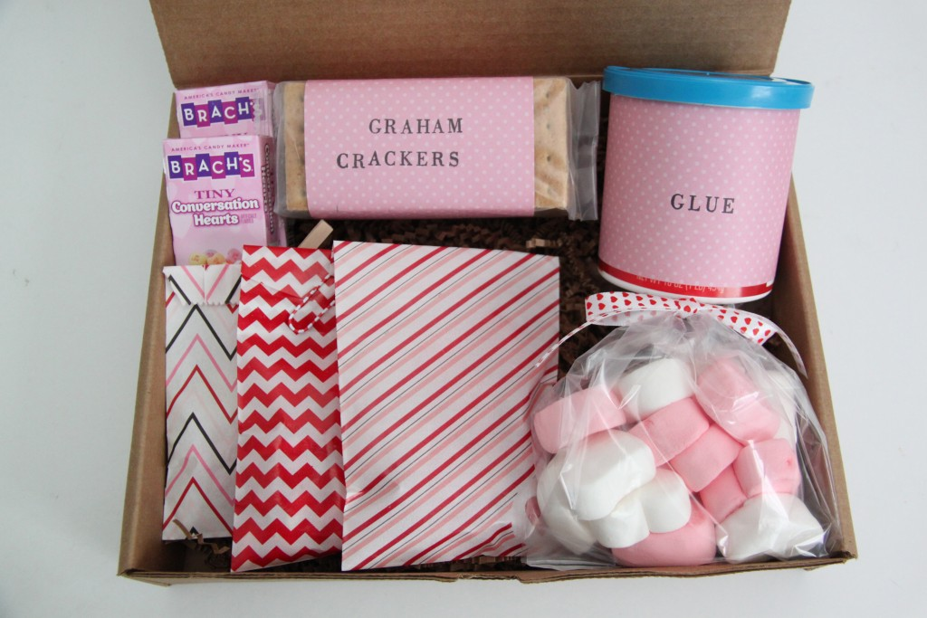 Gift Idea Build Your Own Valentine Home Kit Smashed