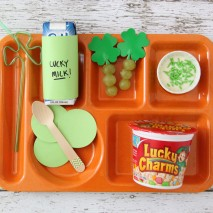 St. Patrick's Day: Lucky Lunch