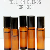Essential Oil Roller Blends for Kids