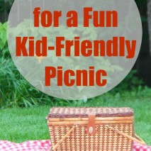 5 Tips for a Kid-Friendly Picnic