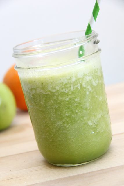 Easy and Healthy Spicy Green Smoothie Recipe