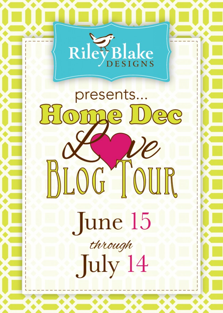 Home Dec Love Blog Tour