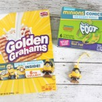 General Mills Cereal and Minions Movie Gift Card Giveaway!
