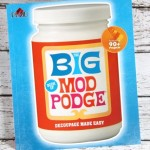 The Big Book of Mod Podge Review and Giveaway
