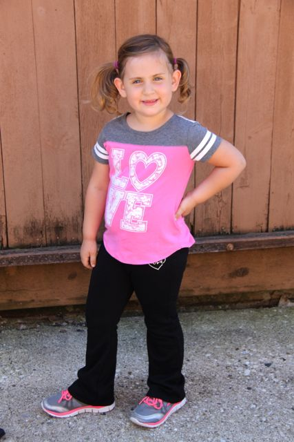 Back to School Outfits Ideas with JCPenney // SmashedPeasandCarrots.com