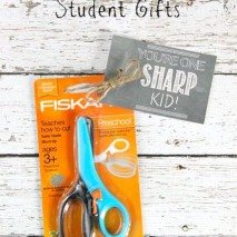 Back to School Student Gift Idea with Free Printable