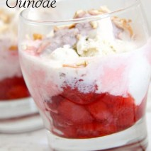 Recipe: Easy Stars and Stripes Sundae