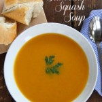 Recipe: Dairy Free Roasted Butternut Squash Soup