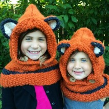 The Failynn Fox Cowl