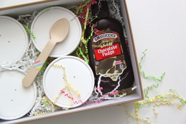 Ice Cream Happy Mail Surprise // SmashedPeasandCarrots.com