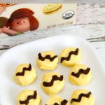 Charlie Brown Dipped Peanut Butter Sandwich Crackers