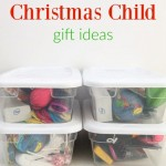 Operation Christmas Child Gift Ideas