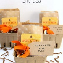Fall Themed Thank You Gift Idea