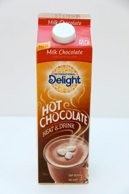 how to make frozen hot chocolate with hot chocolate mix