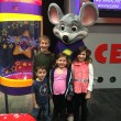 Chuck E. Cheese Birthday Party // SmashedPeasandCarrots.com