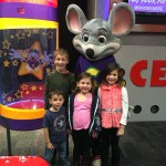 Party Like It's Your Birthday at Chuck E. Cheese