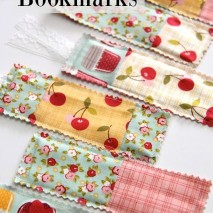 How to Make Fabric Bookmarks