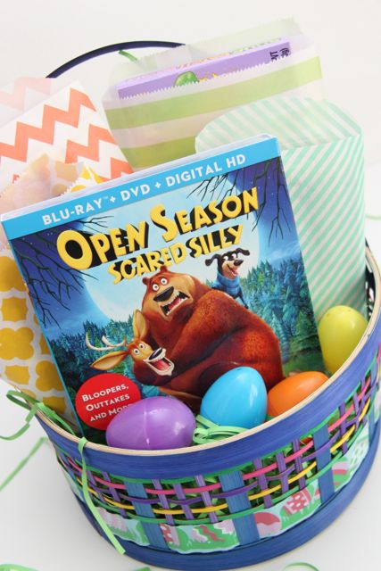 Family Movie Night Easter Basket6