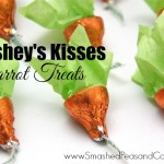 Hershey's Kisses Carrot Treats
