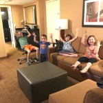 Mother's Day Weekend Getaway or How to Relax on Vacation with Children