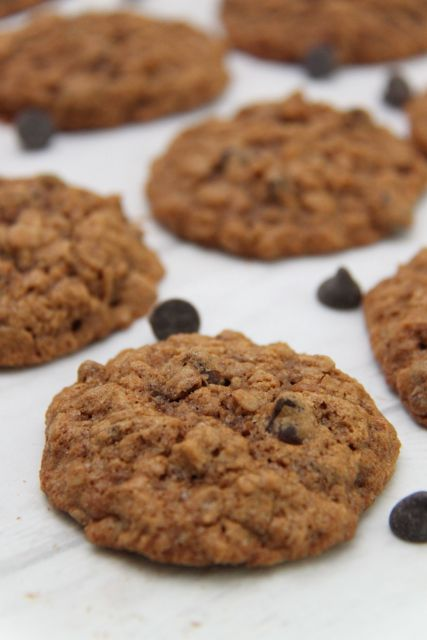 Enjoy Life Gluten Free Chocolate Chip Cookie Recipe
