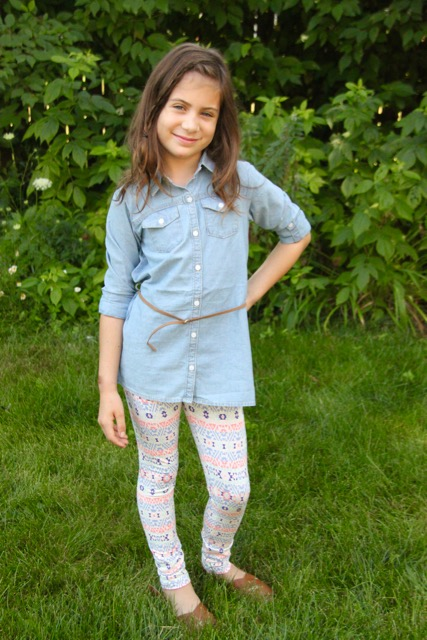 Kohls Carter Kids Back to School Clothes7