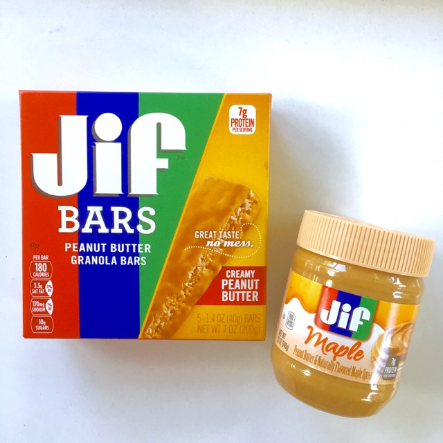 Summer Snacking Ideas with Jif // SmashedPeasandCarrots.com