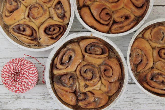 Cinnamon Roll Recipe and Cute Back to School Printable