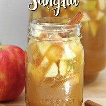 Apple Cider Sangria Recipe