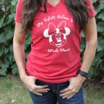 How to Make a Disney Inspired Shirt with Your Silhouette
