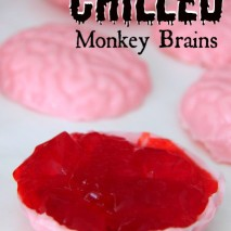 Halloween Fun: Chilled Monkey Brains