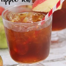Autumn Apple Tea Recipe