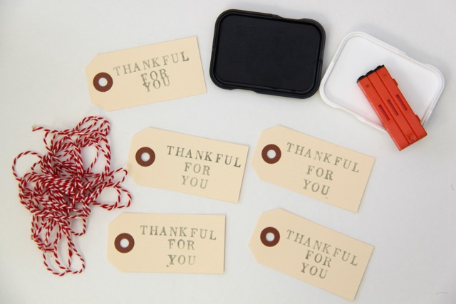 Thankful for You: Gift Idea // SmashedPeasandCarrots.com